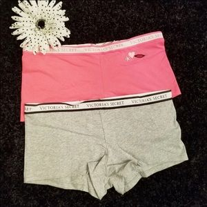 ❤️ VS (2) pair cotton Boyshorts (Shorties)